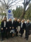 UNEC-in nümayəndə heyəti Türkiyənin Ege Universitetində