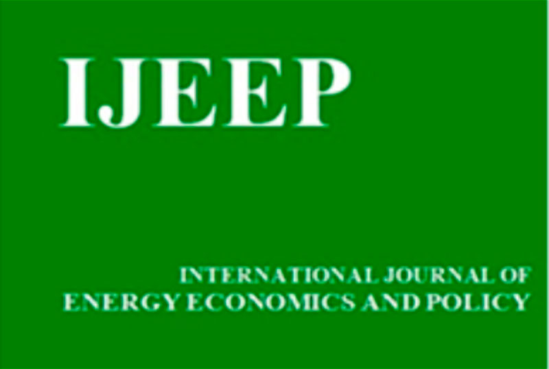 """International Journal of Energy Economics and Policy"" jurnalı"