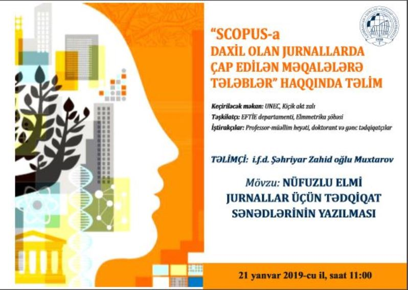 scopus_telim_140119 Proqressiv universitetin ünvanı
