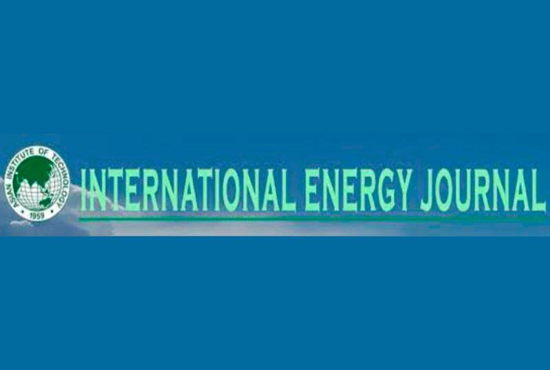 """International Energy Journal"""